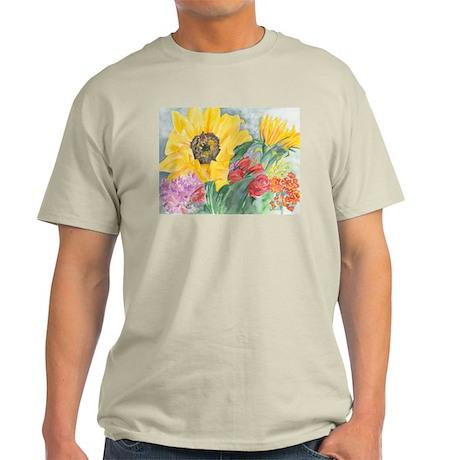 Courtney's Sunflower Light T-Shirt