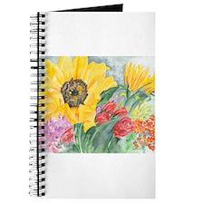Courtney's Sunflower Journal