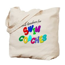 Swim Coaches Tote Bag