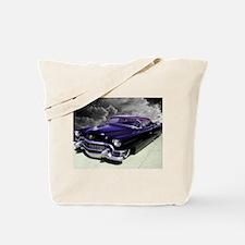 Purple CadillacTote Bag