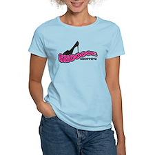 Shoooe Shopping T-Shirt