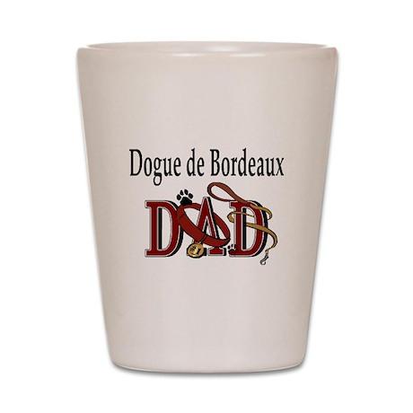 Dogue de Bordeaux Shot Glass