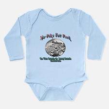 Nu-Pike Fun Park Long Sleeve Infant Bodysuit