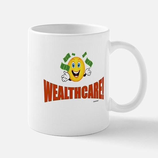 Wealthcare Mug