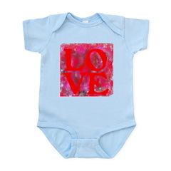 LOVE III Infant Bodysuit