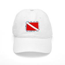 Multi Dive Flag Hat