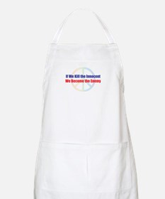 Kill the Innocent BBQ Apron