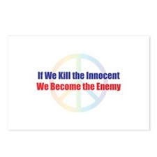 Kill the Innocent Postcards (Package of 8)