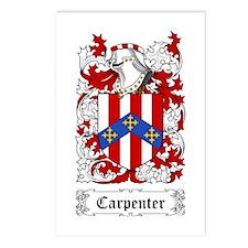 Carpenter Postcards (Package of 8)