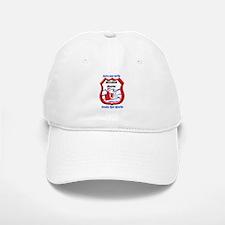 Merchant Marine Logo Baseball Baseball Cap