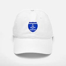 Merchant Marine MOM Baseball Baseball Cap