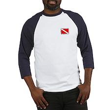 Multi Dive Flag (pocket) Baseball Jersey