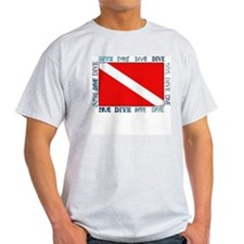 Multi Dive Flag T-Shirt