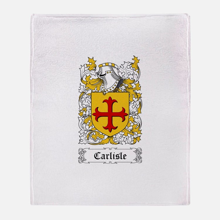 Carlisle Throw Blanket