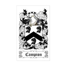 Campion Decal