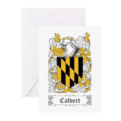 Calvert Greeting Cards (Pk of 10)