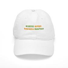 No Justice No Peace Baseball Cap