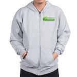 Eco Friendly Zip Hoodie