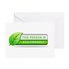 Eco Friendly Greeting Cards (Pk of 20)