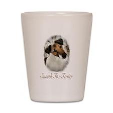 Smooth Fox Terrier Shot Glass