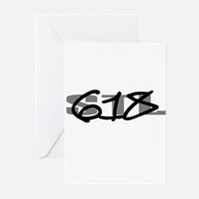 St. Louis 618 Greeting Cards (Pk of 10)