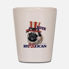 RePUGlican Shot Glass