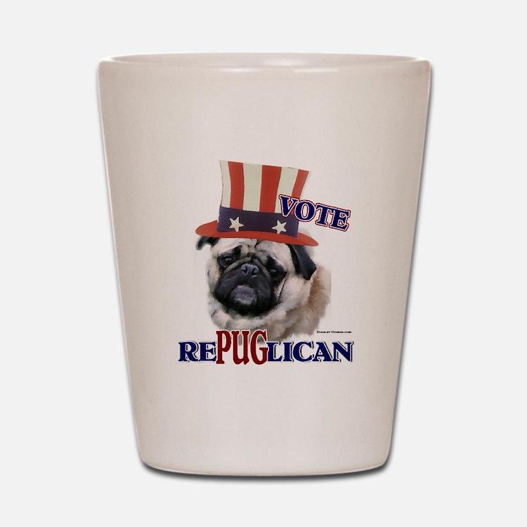RePUGlican Shot Glass