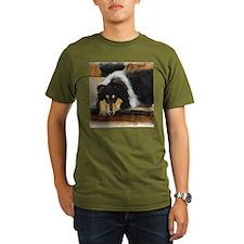 Tri Color Collie T-Shirt