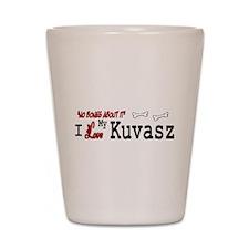 NB_Kuvasz Shot Glass