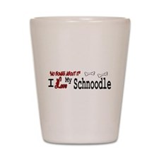 NB_Schnoodle Shot Glass