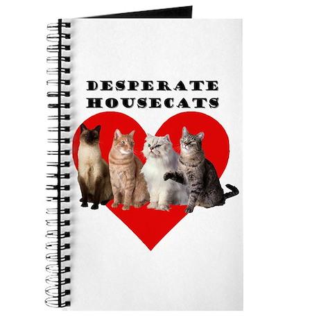Desperate Housecats Journal