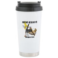 AF What Does Your Nephew Wear Travel Mug