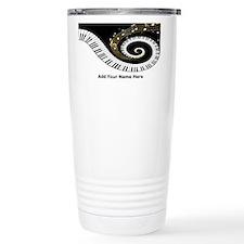 personalized mixed musical no Travel Mug