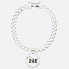 Zoe Floral Bracelet