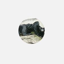 Honey Badger Mini Button (10 pack)
