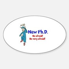 New Ph.D. Decal