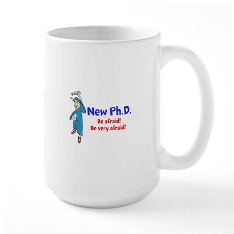 New Ph.D. Large Mug