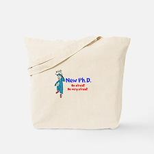 New Ph.D. Tote Bag