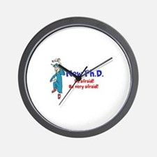 New Ph.D. Wall Clock