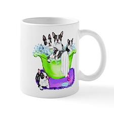 Boston Terrier TubFull Mug
