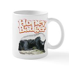Honey Badgers Mug