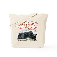 Honey Badgers Tote Bag