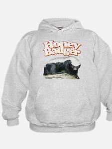 Honey Badgers Hoodie