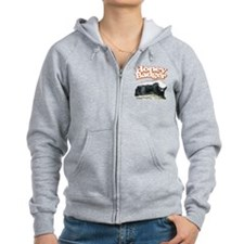 Honey Badgers Zip Hoodie