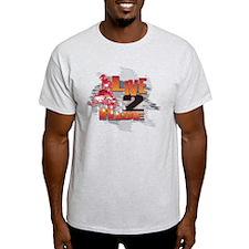 Live 2 Ride Sledder / Snowmobiler T-Shirt