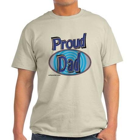 proud dad Light T-Shirt