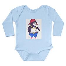 Posh Long Sleeve Infant Bodysuit