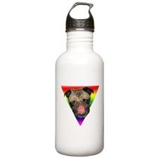 Pug Pride Water Bottle