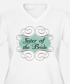Sister of the Bride Beautiful T-Shirt