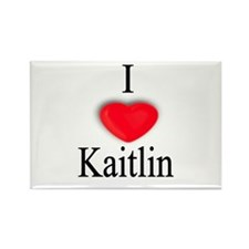 Kaitlin Rectangle Magnet